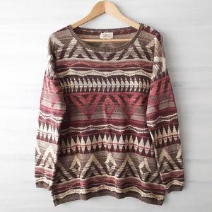 Denim & Supply by Ralph Lauren Southwest Sweater